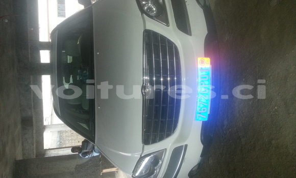 Acheter Occasion Voiture Chrysler 300 Blanc à Abidjan au Abidjan
