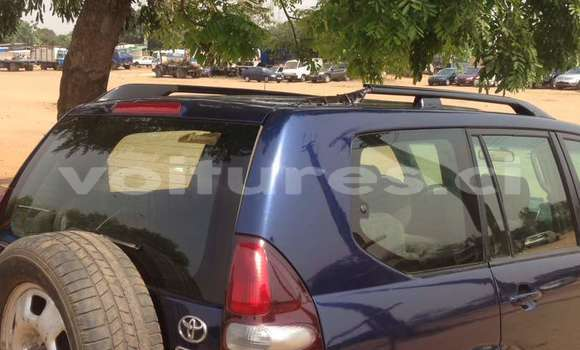 Acheter Occasion Voiture Toyota Land Cruiser Prado Bleu à Abidjan au Abidjan