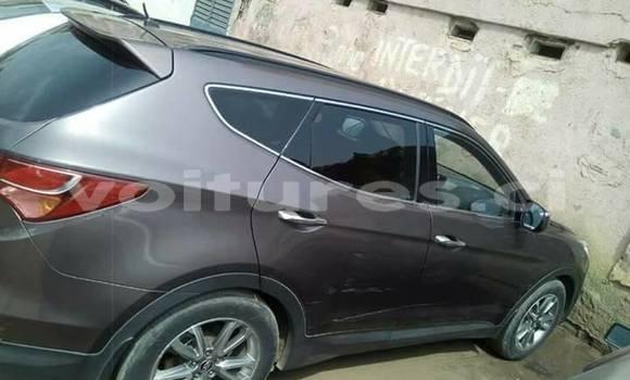 Acheter Occasion Voiture Hyundai Santa Fe Autre à Abidjan au Abidjan