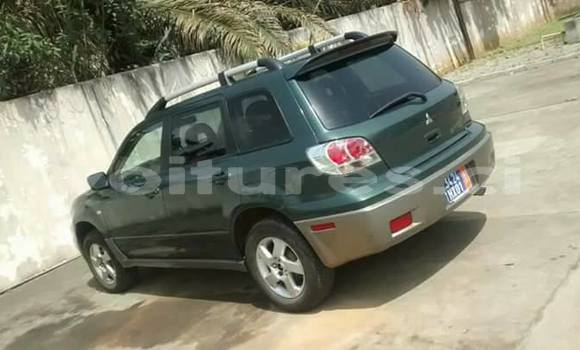Acheter Occasions Voiture Mitsubishi Outlander Autre à Abidjan au Abidjan