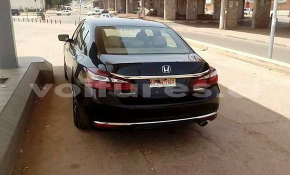 Acheter Occasion Voiture Honda Accord Noir à Abidjan au Abidjan
