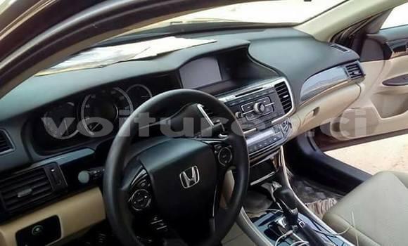Acheter Occasion Voiture Honda Accord Noir à Abidjan, Abidjan