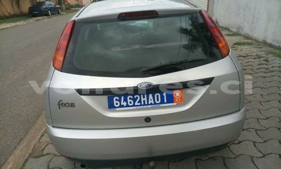 Acheter Occasion Voiture Ford Focus Gris à Abidjan au Abidjan