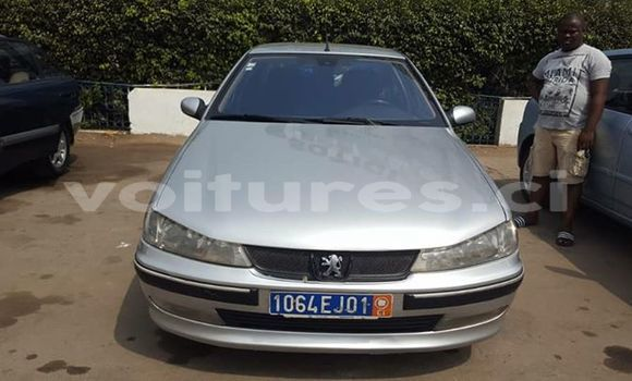 Acheter Occasion Voiture Peugeot 406 Gris à Abidjan au Abidjan