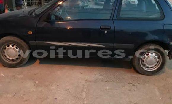 Acheter Occasion Voiture Toyota Starlet Noir à Abidjan au Abidjan