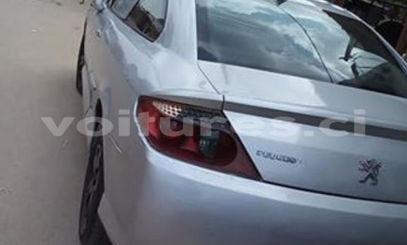 Acheter Occasions Voiture Peugeot 407 Gris à Abidjan au Abidjan
