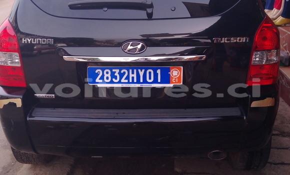 Acheter Neuf Voiture Hyundai Tucson Noir à Abidjan au Abidjan