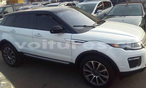 Acheter Neuf Voiture Land Rover Range Rover Evoque Blanc à Abidjan au Abidjan