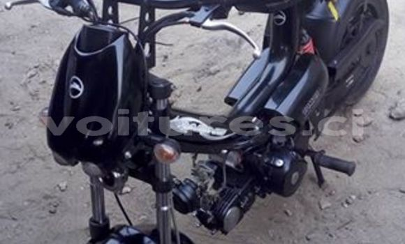 Buy Used Tomos Racing Black Moto in Abidjan in Abidjan