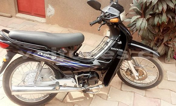 Buy Used Dayang DY110 Black Moto in Abidjan in Abidjan