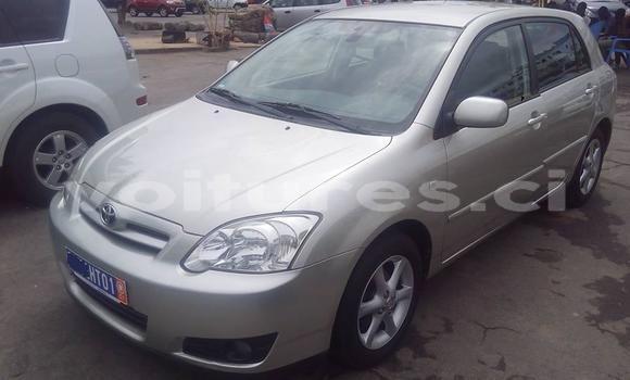 Acheter Occasion Voiture Toyota Corolla Gris à Abidjan au Abidjan