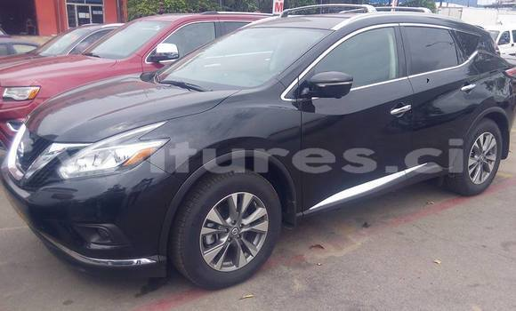 Acheter Neuf Voiture Nissan Murano Noir à Abidjan, Abidjan