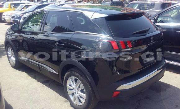 Acheter Occasion Voiture Peugeot 308 Noir à Abidjan au Abidjan