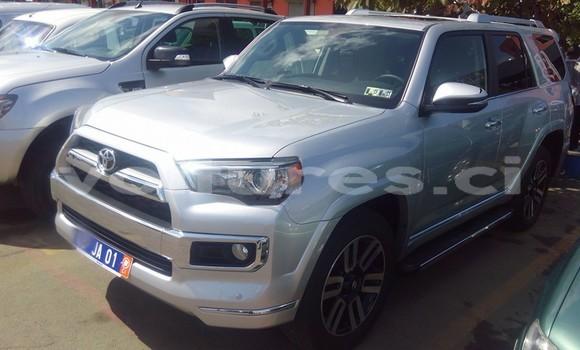 Acheter Occasion Voiture Toyota 4Runner Gris à Abidjan, Abidjan