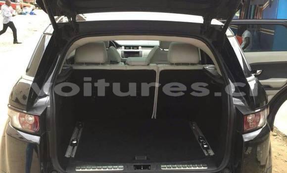 Acheter Occasion Voiture Land Rover Range Rover Evoque Noir à Abidjan, Abidjan