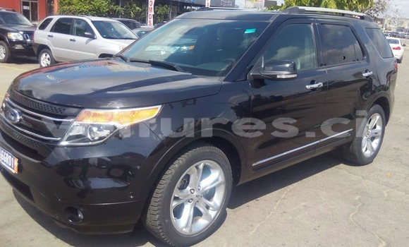 Acheter Occasion Voiture Ford Explorer Bleu à Abidjan au Abidjan