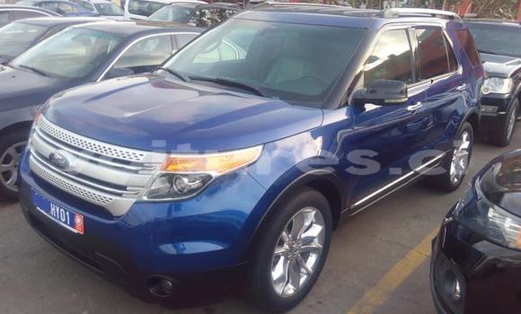Acheter Occasions Voiture Ford Explorer Bleu à Abidjan, Abidjan