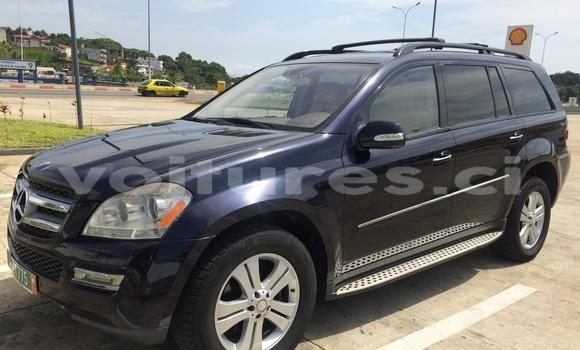 Acheter Occasion Voiture Mercedes‒Benz GL–Class Autre à Abidjan, Abidjan