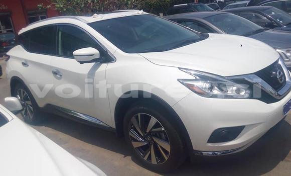 Acheter Neuf Voiture Nissan Murano Blanc à Abidjan au Abidjan
