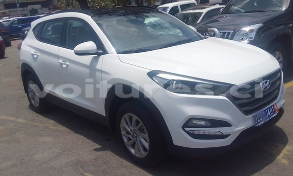 Buy New Hyundai Tucson White Car in Abidjan in Abidjan