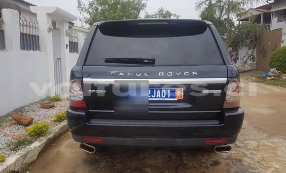 Acheter Occasion Voiture Land Rover Range Rover Noir à Abidjan au Abidjan