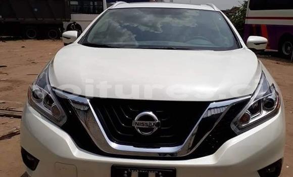 Acheter Occasions Voiture Nissan Murano Blanc à Abidjan, Abidjan