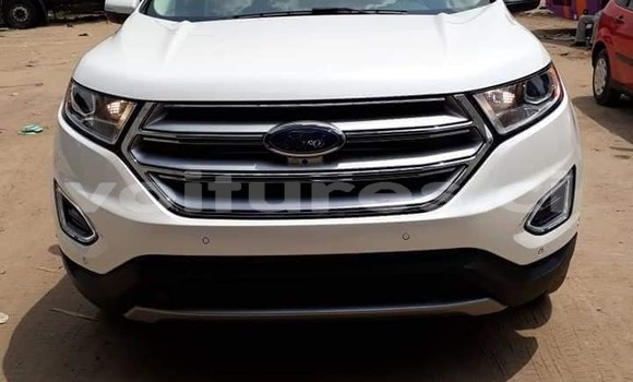 Acheter Occasion Voiture Ford Edge Blanc à Abidjan, Abidjan
