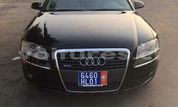 Acheter Occasion Voiture Audi A6 Noir à Abidjan au Abidjan