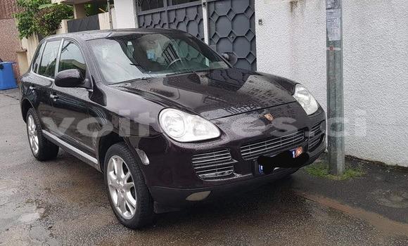 Acheter Occasion Voiture Porsche Cayenne Noir à Abidjan, Abidjan