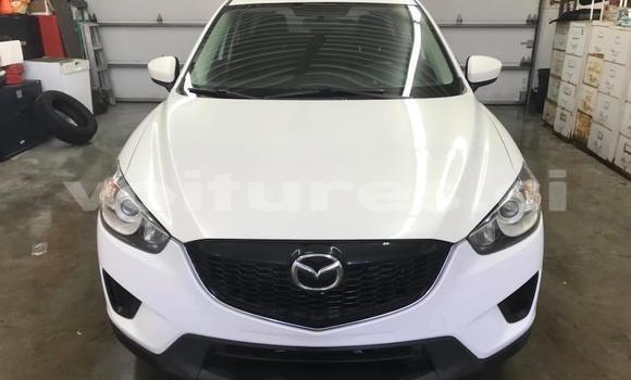 Acheter Occasion Voiture Mazda Mazda 5 Blanc à Abidjan au Abidjan