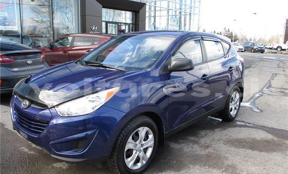 Acheter Occasion Voiture Hyundai Tucson Bleu à Abidjan au Abidjan