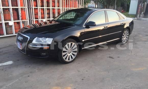 Acheter Occasion Voiture Audi A6 Noir à Abidjan, Abidjan