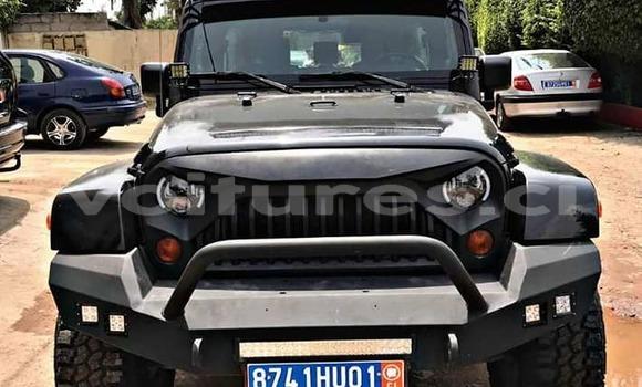 Acheter Occasion Voiture Jeep Liberty Vert à Abidjan au Abidjan