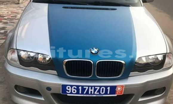 Acheter Occasions Voiture BMW 3–Series Gris à Abidjan au Abidjan