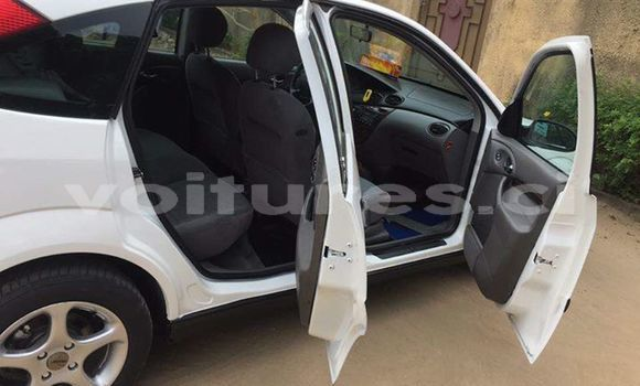 Acheter Occasion Voiture Ford Focus Blanc à Abidjan, Abidjan