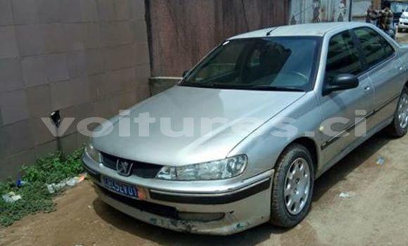 Acheter Occasions Voiture Peugeot 406 Gris à Abidjan, Abidjan