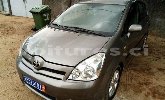Acheter Occasions Voiture Toyota Verso Autre à Abidjan au Abidjan