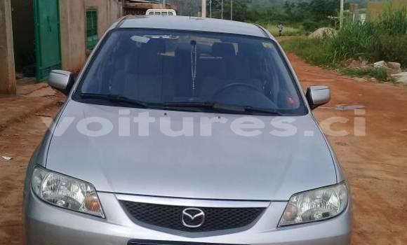 Acheter Occasion Voiture Mazda 323 Gris à Yamoussoukro au Yamoussoukro