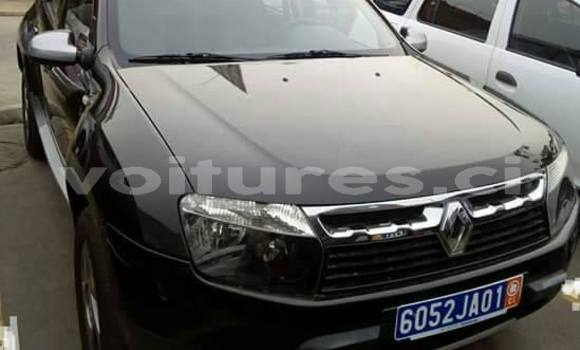 Acheter Occasion Voiture Renault Duster Noir à Abidjan, Abidjan
