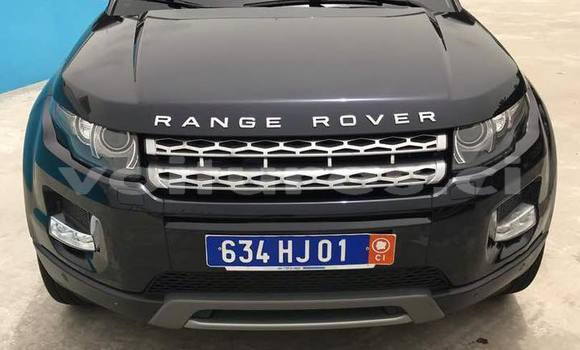 Acheter Occasion Voiture Land Rover Range Rover Noir à Abidjan, Abidjan
