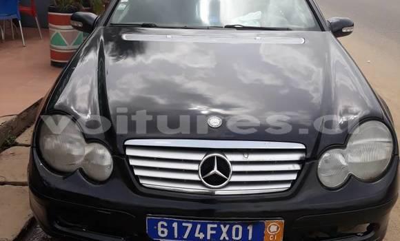 Acheter Occasion Voiture Mercedes‒Benz C-Class Noir à Yamoussoukro au Yamoussoukro