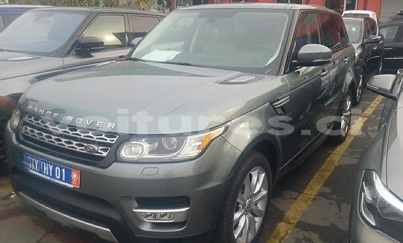 Acheter Occasion Voiture Land Rover Range Rover Vert à Abidjan au Abidjan