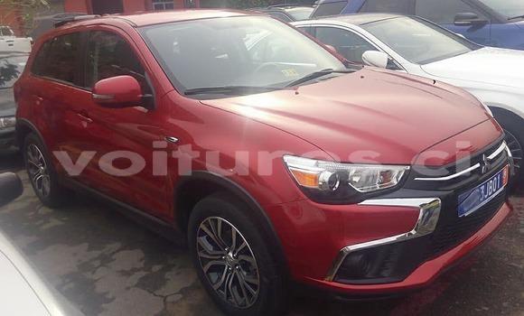 Acheter Neuf Voiture Mitsubishi Outlander Rouge à Abidjan au Abidjan