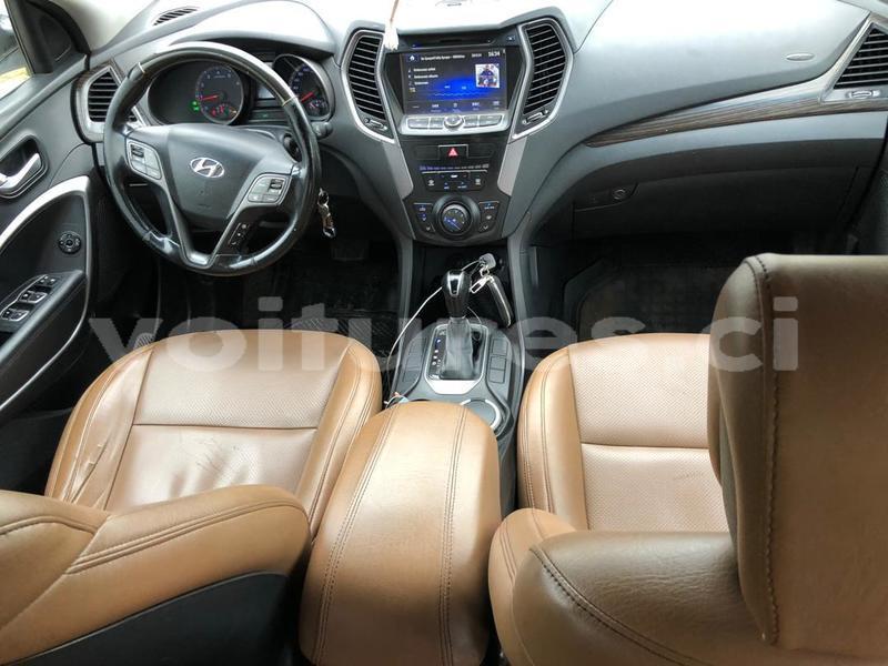 Get Hyundai Santa Fe 2004 Intérieur