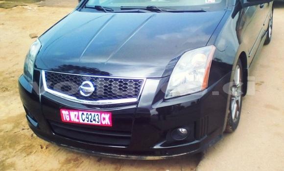 Acheter Occasion Voiture Nissan Sentra Noir à Abidjan au Abidjan