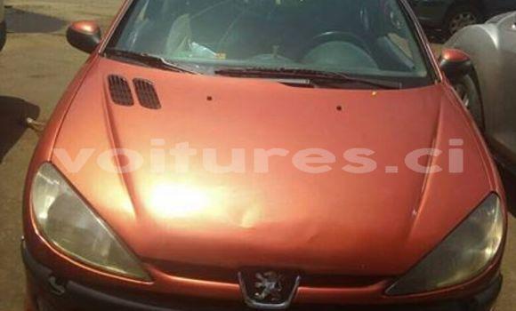 Acheter Occasion Voiture Peugeot 206 Autre à Abidjan au Abidjan