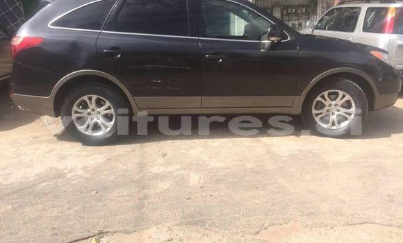 Acheter Occasion Voiture Hyundai Veracruz Noir à Abidjan, Abidjan
