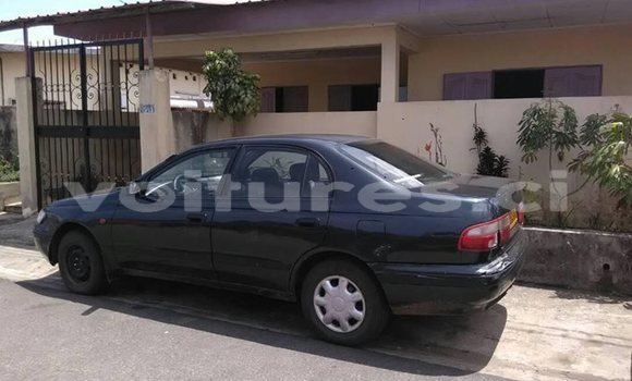 Acheter Occasion Voiture Toyota Carina Noir à Abidjan, Abidjan