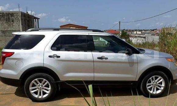 Acheter Occasion Voiture Ford Explorer Gris à Abidjan, Abidjan