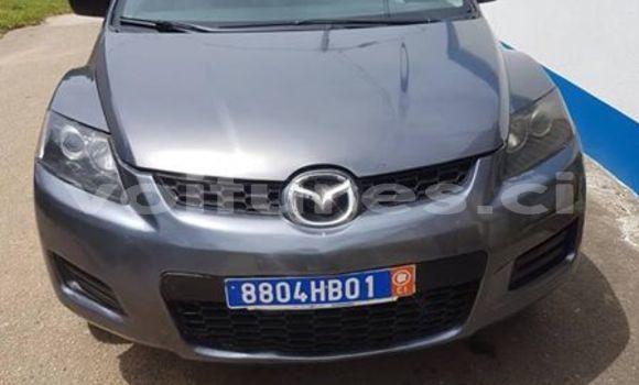 Acheter Occasion Voiture Mazda CX-7 Gris à Abidjan au Abidjan